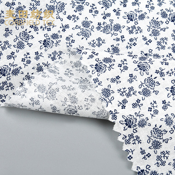 100% white cotton fabric for bed sheets