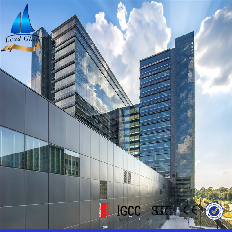 IGCC Tempered Insulated Architectural Facade Glass Price