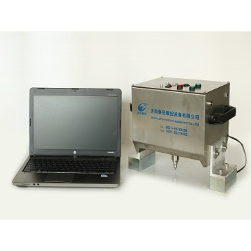 Portable pneumatic dot matrix marking machine