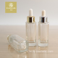 Wholesale dropper bottle 30ml glass square dropper bottles/ essence oil  bottles LOreal bottle with good price