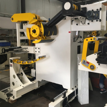 Nc Decoiler Straightener Feeder