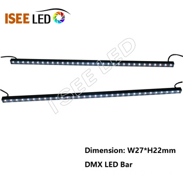 Slim 1M DMX512 Led Bar for Linear Lighting