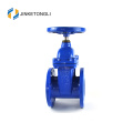 "JKTLCG058 industrial resilient forged steel 8"" gate valve"