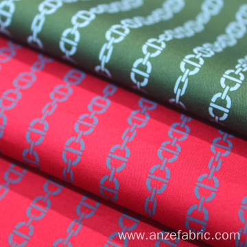 Textile Digital Printing 100% Cotton Sateen Fabric