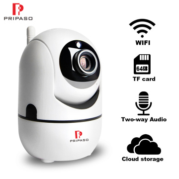 Pripaso Full HD 1080P 2MP Cam Home Security IP Camera Motion Email Alert Detection CCTV Wifi IR Baby Monitor Audio Record Camera
