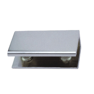 Square Design Glass Shelf Holder