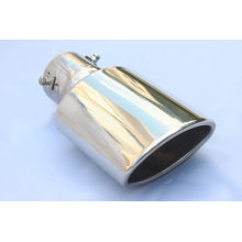 Single Wall Bolts Oval Performance Exhaust Tips