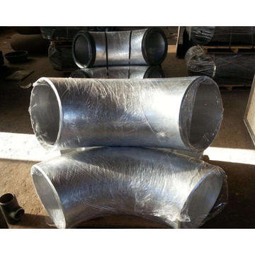 alloy steel A234 WP91 butt weld pipe elbow