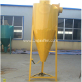 Big Flow Cyclone Bag Dust Collector Factory Price