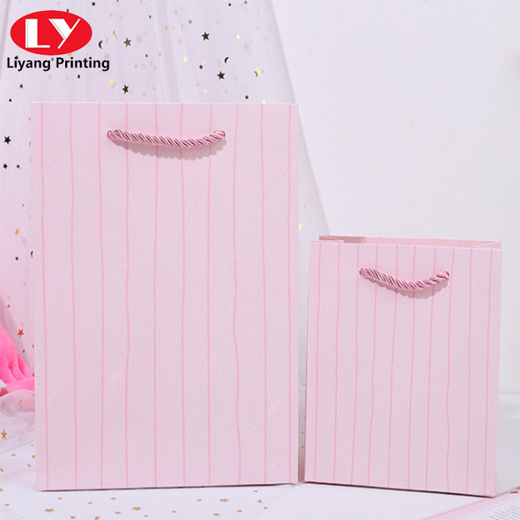 multicolor paper gift bag