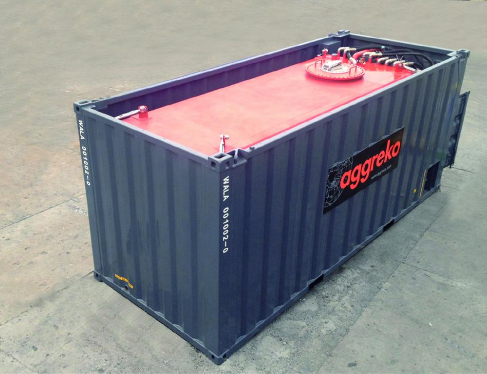 Container for Equipment