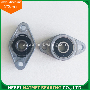 Zinc Alloy Bearing Units Pillow Block Ball Bearing UCFL 205