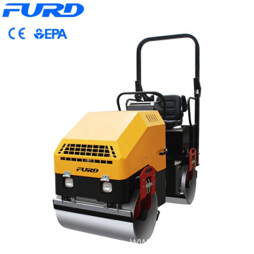 Top Quality 2 Ton Mini Vibratory Road Roller With Diesel Engine