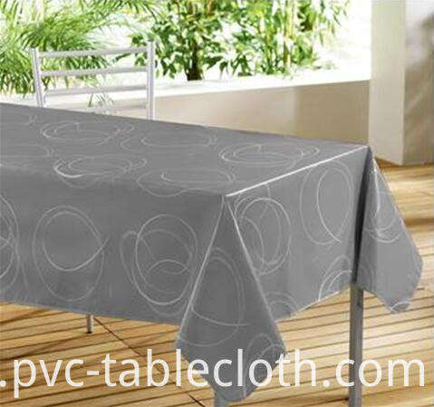 Printed Table Covers With Non Woven Backing