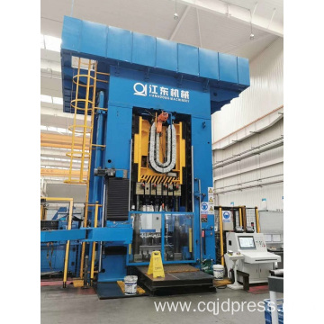MULTI-STATION FORGING HYDRAULIC PRESSES