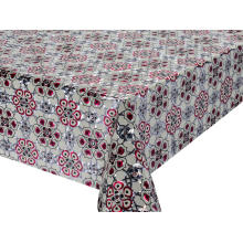 3D Laser Coating Tablecloth 52 Square