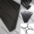 3K Woven Carbon Glass Sheet for Multi-rotors