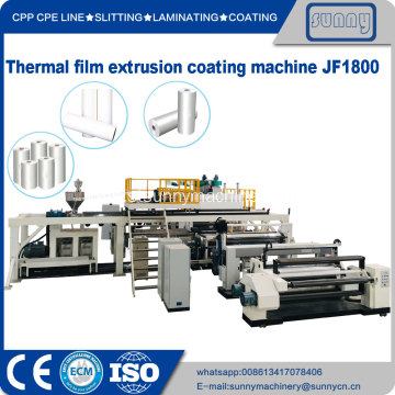 penyemperitan salutan mesin laminating model JF1800