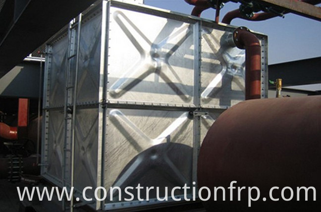 Environmental Water Treatment Tank