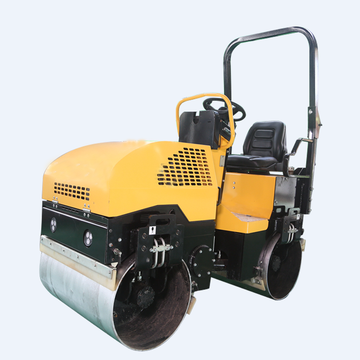 Pedestrian Roller Vibratory Mini Road Roller for Sale