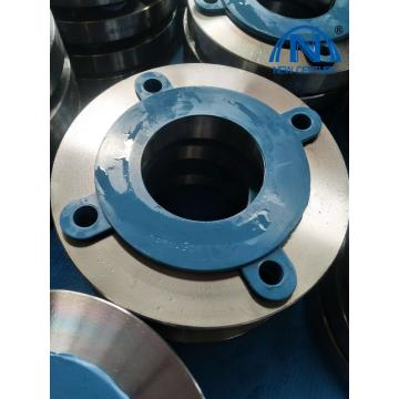 Forged black paint socket welding flanges