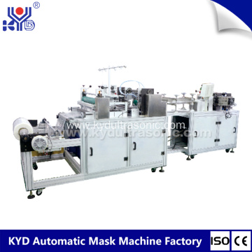 Disposable Bouffant Cap Making Machines