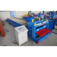 Automatic Steel Roof Glazed Tile Forming Machine