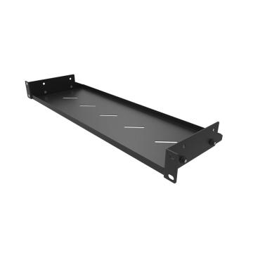 6 Inch Deep Rack Mount Shelf 1U