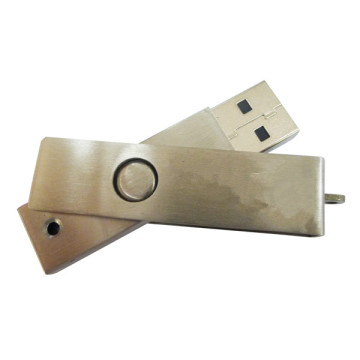Metal Material Advertising Gift USB Flash Drive