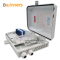 Fiber Optic Distribution box 16 Cores with Modular PLC Splitter