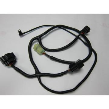 Car wire DC connector wire