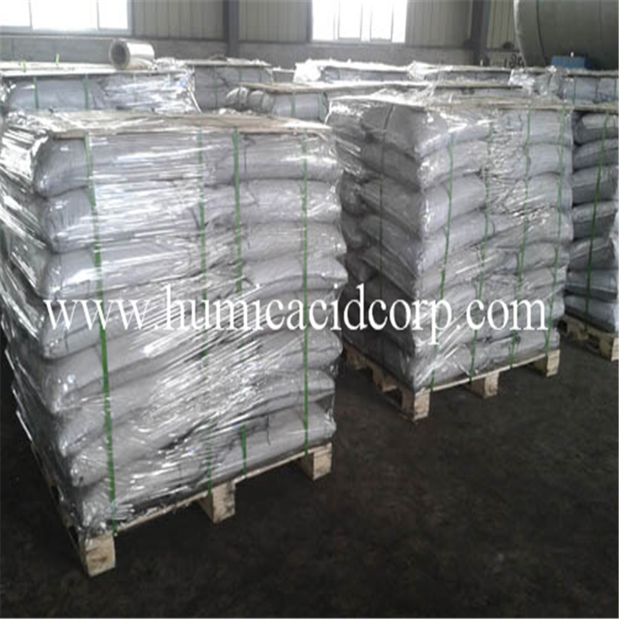 Humic acid powder and granule