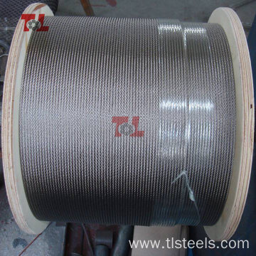 Stainless Steel Wire Rope 304 Non Magnetic