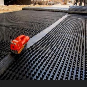 Dimple Drainage Board for waterproofing drainage work