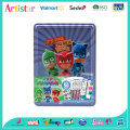 PJMASKS purple tin box