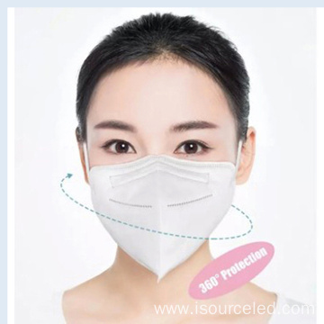 Best Non-Woven Fabric Five Ply Kn95 Mask