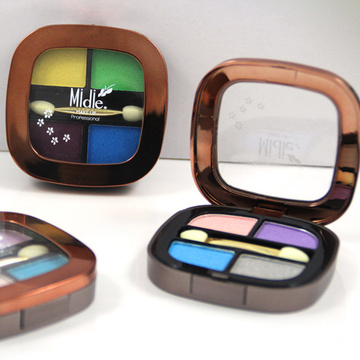 Popular Four Colour High Quality Eyeshadow Sets