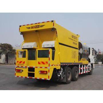 Computerized asphalt spraying machine 6000L