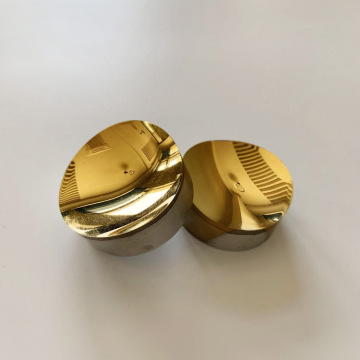 Front Surface and Spherical Mirror with Gold Coating