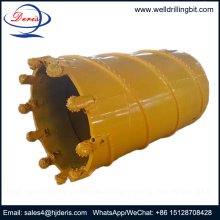Rotary Rock Core Barrel Roller Bit for Piling