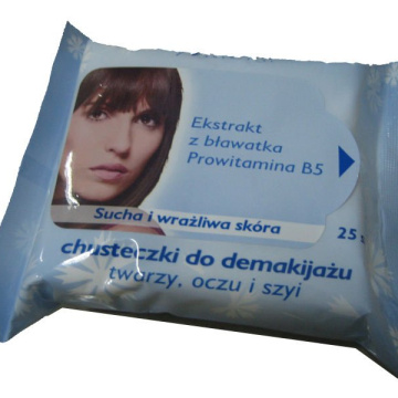 Popular Makeup Remover Wipes Cleaning Tissues