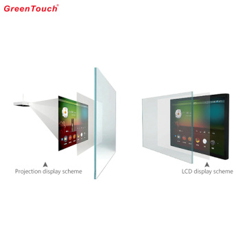 Interactive Capacitive Touch Screen Foil Film 86''