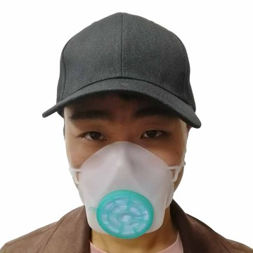 Reusable Kn95 Silicone Gas Face Mask