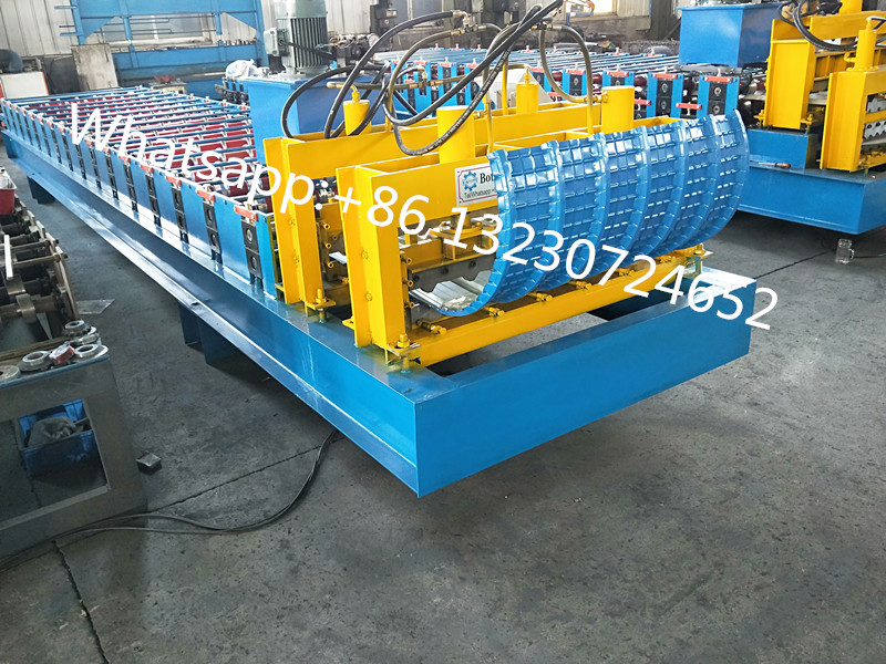 crimping sheet machine