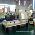 High efficiency wood sawdust producing wood hammer mill