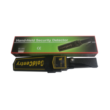 High grading portable handheld metal detectors