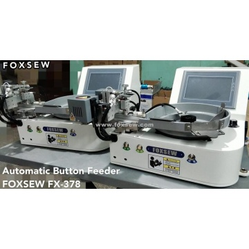 Automatic Button Feeder Device