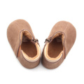 Wholesale Plush Warm Unisex Baby Ankle Boots Winter
