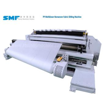 Meltblown PP Nonwoven Fabric Slitting Rewinding Machine