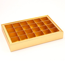 Food Grade Gift Box for Chocolate Packaging